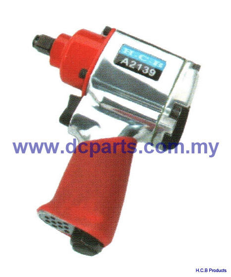 General Truck Repair Tools 1/2 MINI IMPACT WRENCH  A2139